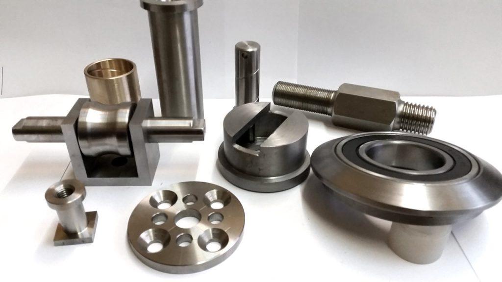 Teilefertigung - MIRAM